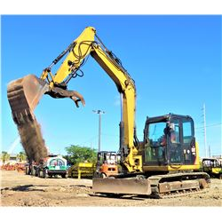 2013 CAT 308E2 CR Excavator Crawler, 2712 Hours (Runs & Works - See Video)