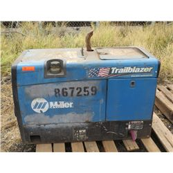 Miller Trailblazer 302 Welder (Starts and Runs See Video)