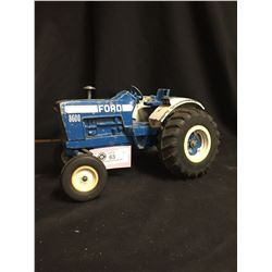 Vintage 1970's Ford 8600 Tactor by Ertl. 1/12 Scale