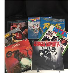 15 Rock Albums. All in Sleeves and in Good Condition. Georgia Satallites, Heart,Stray Cats,Headpins