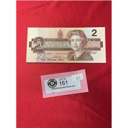 10 In Sequence 1986 Bank of Canada Banknotes in a Protective Holder