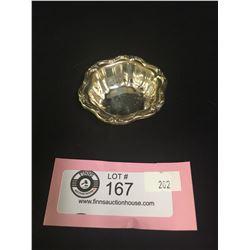 "Smal Birks Sterling Silver Dish. 20 grams 2.5"" x 1"""