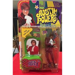 1999 Austin Powers Ultra Cool Action Figure New in Package