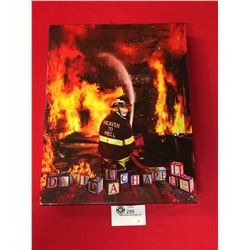 David Lachapelle, Heaven to Hell. Hard Cover Art Book in a Box