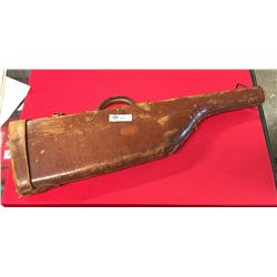 """Vintage Gun Case. 32"""" L x 11"""" h x 3.5"""" w"""