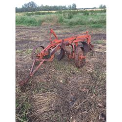 3 Furrow Case Plow