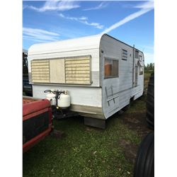 Single Axle Travel Trailer