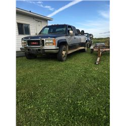 1994 GMC 3500 Dually Super Cab 4x4