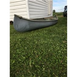 14` Canoe, Good Shape