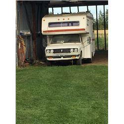 1979 Toyota Motor Home
