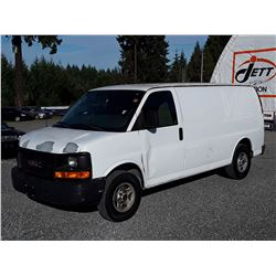 I4 --  2006 GMC SAVANA G1500 , White , 206236  KM's