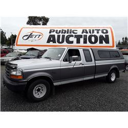 F4 --  1992 FORD F150 , Grey , 246680  KM's