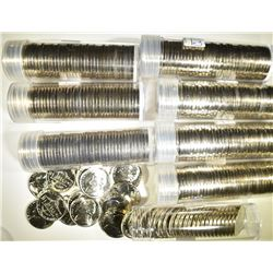 NICKEL ROLL LOT: