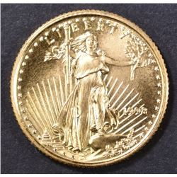 1998 1/10th OUNCE GOLD AMERICAN EAGLE
