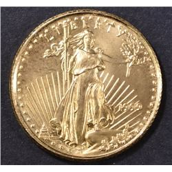 1999 1/10th OUNCE GOLD AMERICAN EAGLE