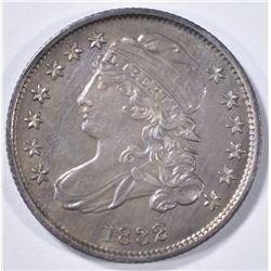 1832 BUST DIME  CH UNC