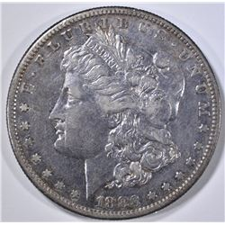 1883-S MORGAN DOLLAR  AU