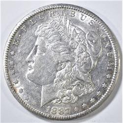1887-S MORGAN DOLLAR BU