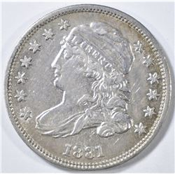 1831 BUST DIME  AU