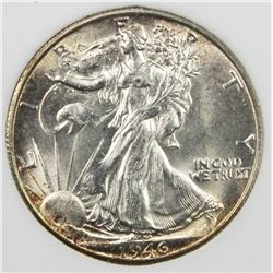 1946-S WALKING LIBERTY HALF DOLLAR