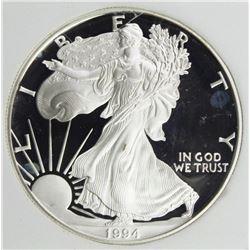 1994-P AMERICAN SILVER EAGLE