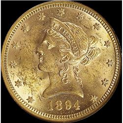 1894 $10.00 GOLD
