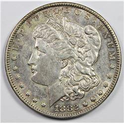 1882-CC MORGAN DOLLAR