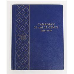 PARTIAL SET CANADA QUARTERS: CIRCS: