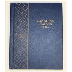 CANADA HALF DOLLAR SET: 1927-1967 HIGH GRADE: