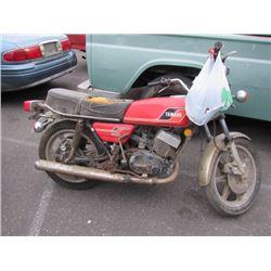 1977 Yamaha Motor Corp.
