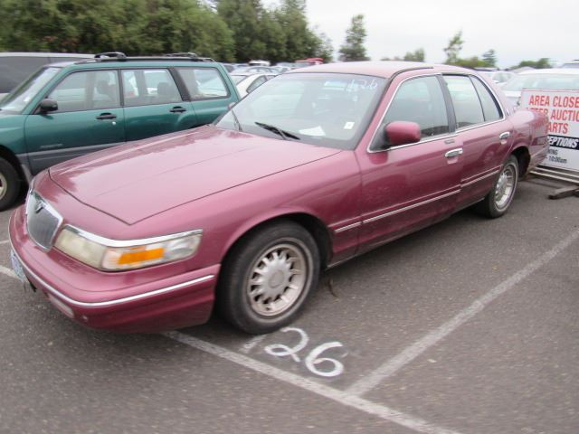 1995 Mercury Grand Marquis >> 1995 Mercury Grand Marquis