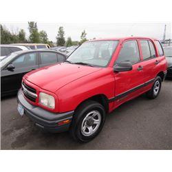 1999 Chevrolet Tracker