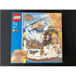 Lego Orient Expedition 7417 Temple of Mount Everest (291 pcs)