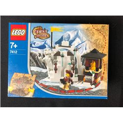 LEGO Orient Expedition -Yeti's Hideout 7412