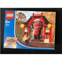 LEGO ORIENT EXPEDITION Passage of Jun Chi Set like Indiana Jones 7413