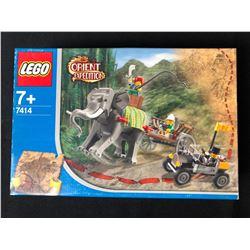 LEGO 7414 Adventurers: Orient Expedition - Elephant Caravan - 2003