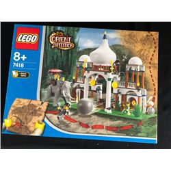 LEGO 7418 Orient Expedition Scorpion Palace