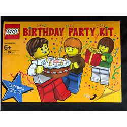 LEGO BIRTHDAY PARTY KIT 10 PACK MINIFIGURE SET