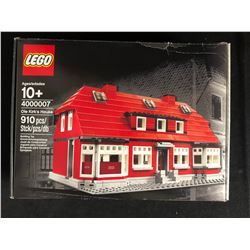 LEGO EMPLOYEE Christmas Gift 2012 - Ole Kirks House-4000007 RARE