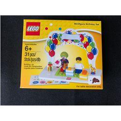 LEGO Set Minifigure Birthday Set