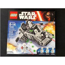 Lego 75100 Star Wars First Order Snowspeeder
