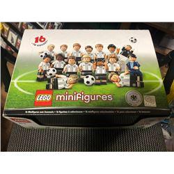Lego 71014 DFB Mannschaft Germany Football Team SEALED BOX CASE OF 60 Minifigures (3 sets inside)