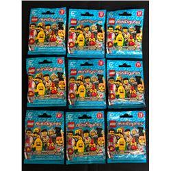LEGO MINIFIGURES LOT (1 MINIFIGURE PER PACKAGE)