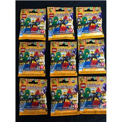 LEGO SERIES 18 MINIFIGURES LOT (1 MINIFIGURE PER PACKAGE)