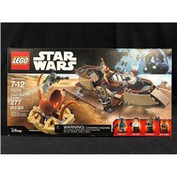 Lego Set 75174 Star Wars - Desert Skiff Escape