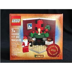 LEGO 2011 Christmas Holiday 3300002 Limited Edition Set 2 of 2