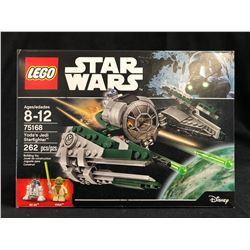 LEGO 75168 Star Wars Yoda's Jedi Starfighter (262 Pcs)