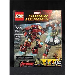 LEGO Super Heroes 76031 The Hulk Buster Smash Up