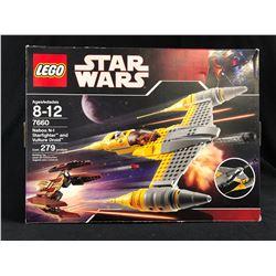 LEGO 7660 - STAR WARS Naboo N-1 Starfighter & Vulture Droid