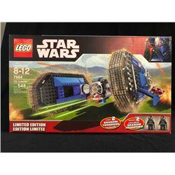 Lego Star Wars TIE Crawler 7664 Limited Edition Shadow Trooper